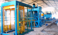 Automatic Concrete /Fly-Ash Brick/Block Making Plant