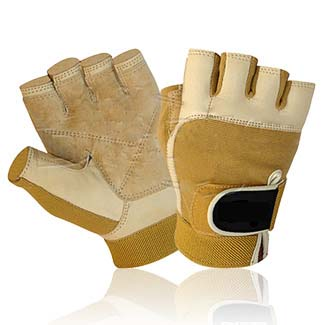 Classic Customized weight lifting sports half finger fitness gloves