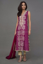 Pakistan Ladies Kurti , Embroidery women Kameez , Pakistan traditional Kurta Shalwar Party Wear dress
