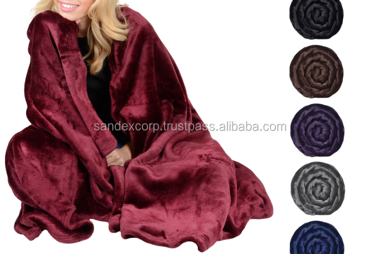 Double Ply Mink Blanket Manufacturer
