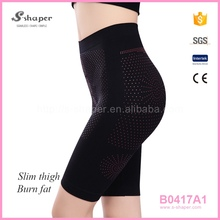 Lady Tummy Shaper Body Weight Loss Panty,Far Infrar Slim Shorts,Far Infrared Mid-Thigh Pants