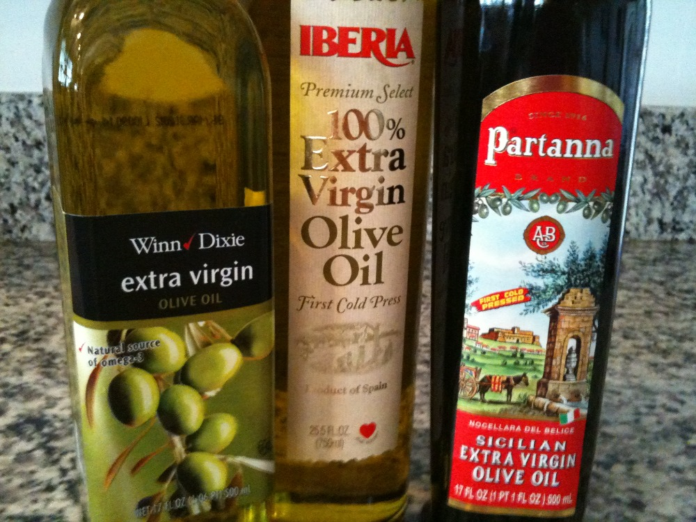 Certified Organic OLIVE OIL