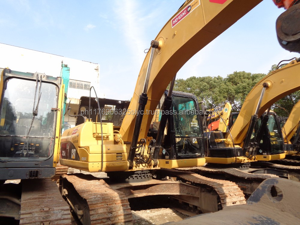japanese used cat caterpillar 323 323D parts excavator for sale