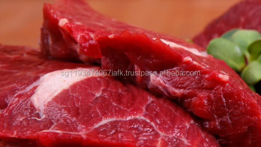 Fresh Frozen Beef Cuts -Halal