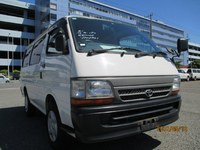 Exellent condition and Good condition used toyota hiace van japan for industrial use