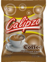 Calipzo Coffee Flavoured Candy In Twist Pack
