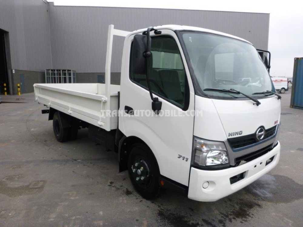 ref 1694 - Toyota Hino 400 4.2 TONS / PAYLOAD 4L