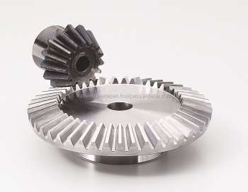 Bevel gear Module 1.5 Ratio 2 Carbon steel Made in Japan KG STOCK GEARS