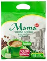 Mama 4 in 1 White Coffee with Pandan 15g, instant coffee , Pandan flavour