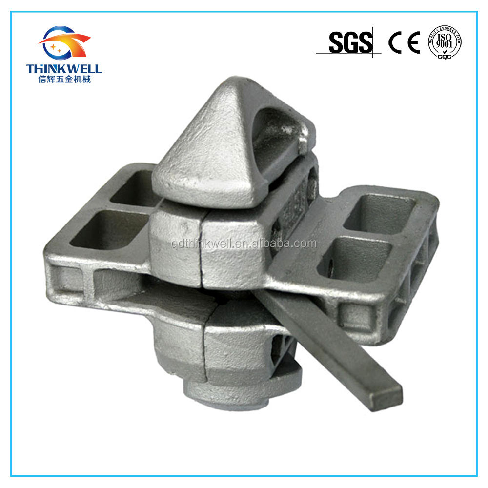 Container Fitting Dovetail Transversal Twistlock With