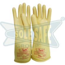 Insulating Rubber Gloves SSS-PPE-HAP-IRG-510F Super Safety Services
