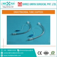Non-Toxic, Non Irritant PVC Endotracheal Tube Cuffed at Best Selling Price