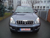 USED CARS - TOYOTA LAND CRUISER D-4D PRADO EXECUTIVE (LHD 7027)