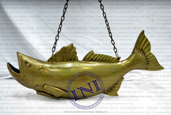 Big Hanging Fish, Metal Decorative Fish, Home Decor & Gift Use