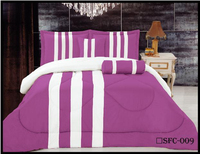 SFC 100% COTTON COMFORTER 6 PCS SET KING