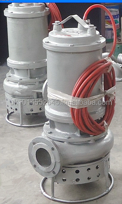 3KW/4KW/5.5KW/7.5KW-high wear-resisting submersible sand/slurry/sewage/iron ore/ mining/tailings/fly ash pump