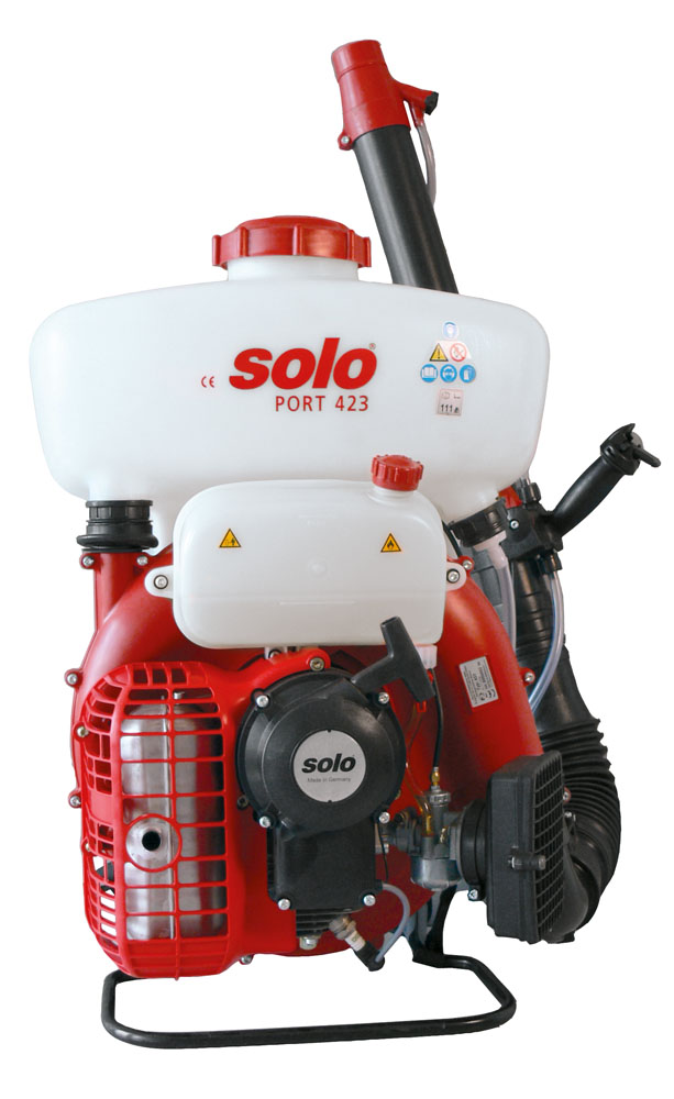 SOLO PORT 423 Gasoline Knapsack Power Sprayer Mist Blower Duster