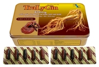 TRALY GIN items - Food supplements, Strengthen the body & immune system, good for health