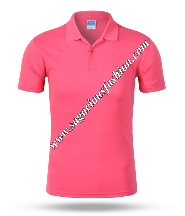 100% Organic cotton 200 GSM polo shirt with GOTS Certificate