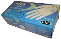 LATEX GLOVES - ALL SIZES AVAILABLE AND BEST PRICES.