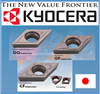 High quality metal cutting tools Kyocera insert for automatic lathe