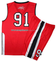 Personalized classical custom cheap wholesale team basketball jerseys basketball uniform wear