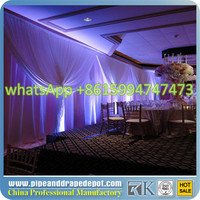 RK Birthday party pipe drape / photo booth for decorate wedding