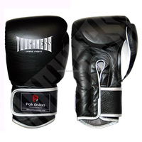 Boxing Gloves Genuine Leather Custom Printed Boxing Training & Sparring