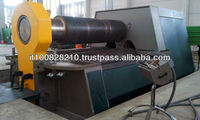 3000 x 200 mm heavy plate roll bending machine
