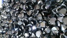 Black Moissanite Synthetic diamond Brilliant quality loose Manufacture & supply wholesale