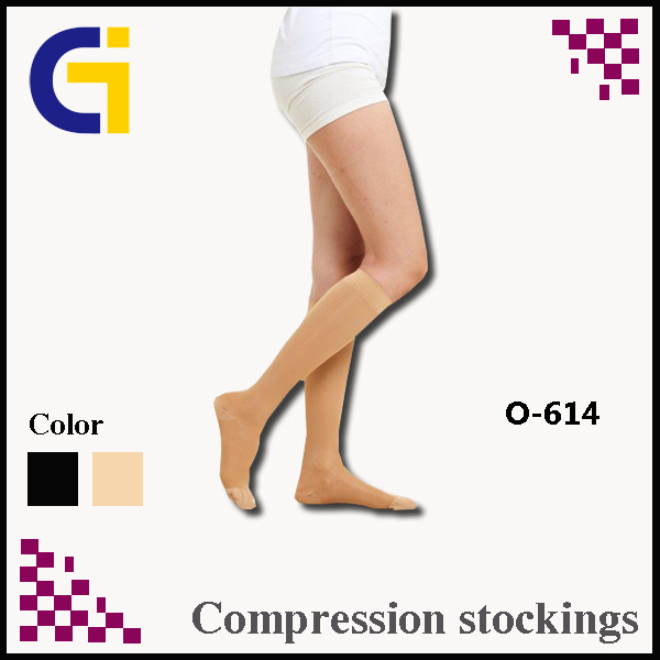 (Class 3) For varicose Closed Toe Lycra Shank High Compression Stockings.jpg