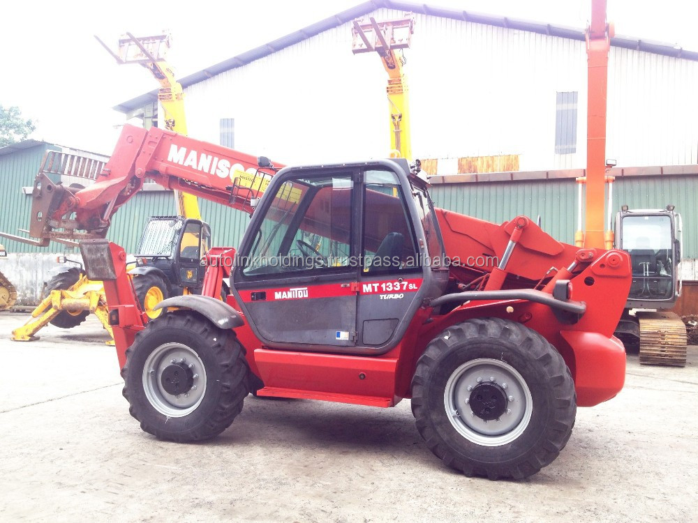 Used Manitou Forklift For Sale