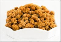 Organic Dried White Mulberries