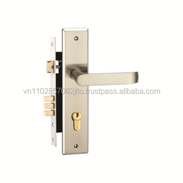 Handle Lock SS8510 SUS handle lockset - matte finish