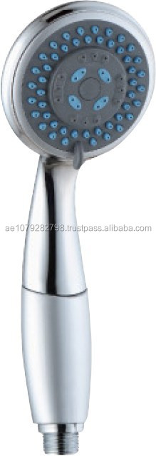 Portable designed hand shower/ bathroom abs hand shower spray/handle shower head ZAT-JT1064