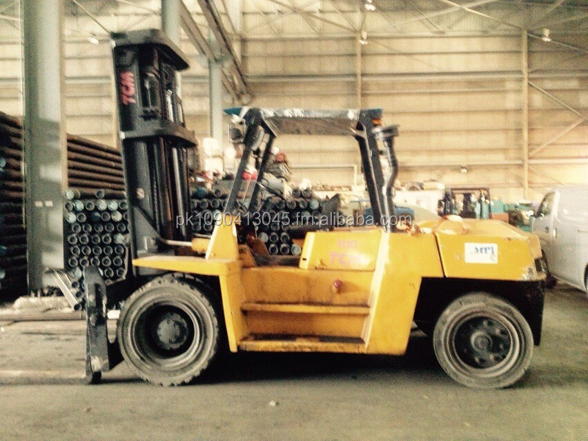Used 10T FORKLIFT