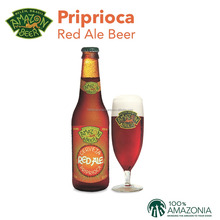 Red Ale Priprioca Beer