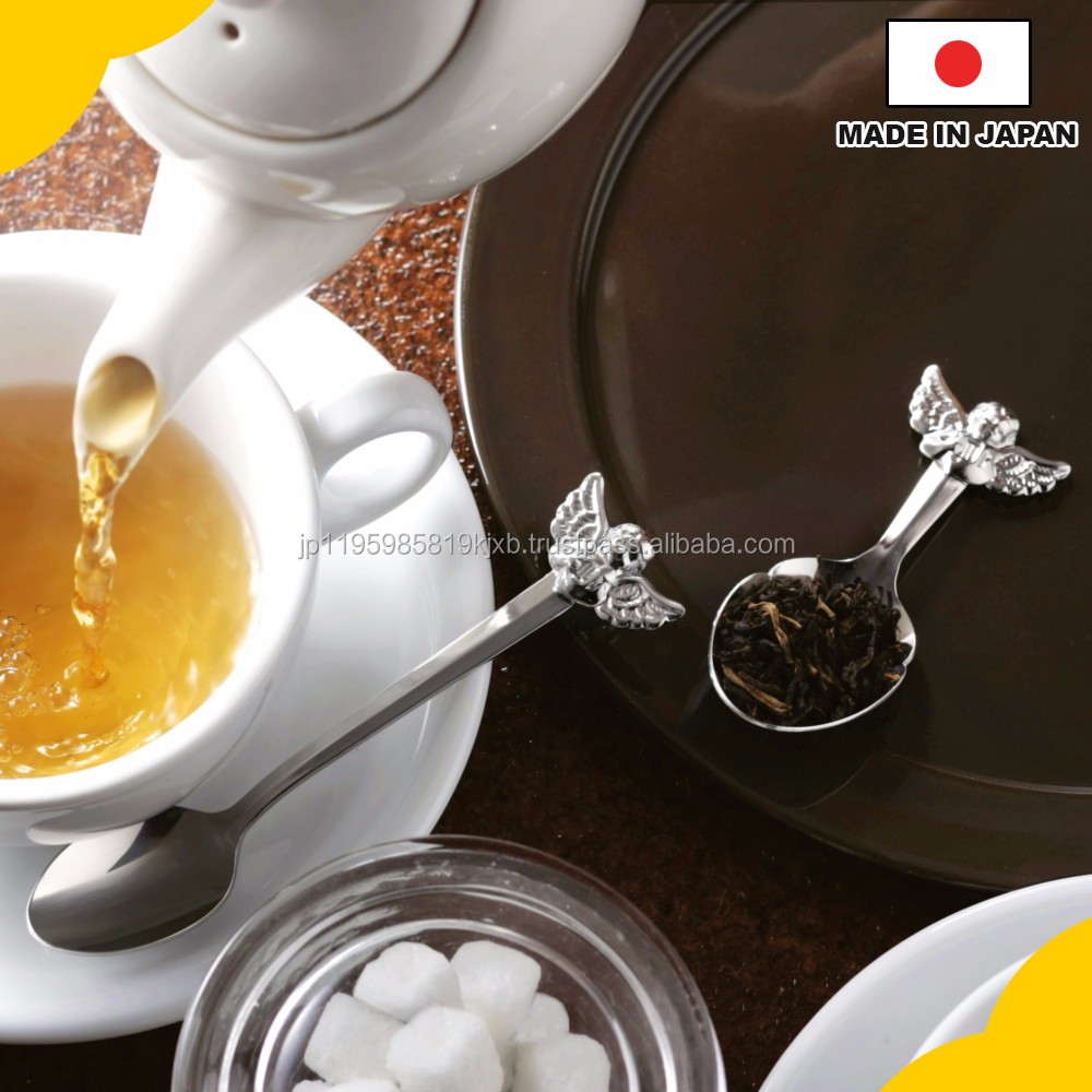 Durable and high quality different kinds of flatware with cute design made in Japan