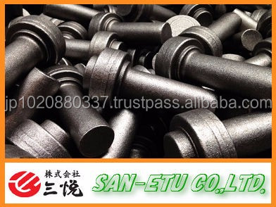 Made in Japan special steel cold and hot forged products building and construction equipment