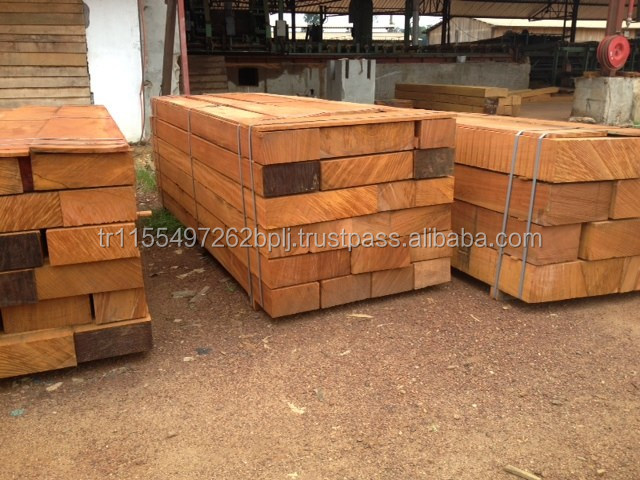 Hardwood Sawn Timber (ULIN, IPIL,BANGKIRAI, KAPUR etc)