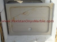 CUSTOM DESIGN MARBLE SHOWER TRAYS