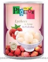 Whole Foods Canned Fresh Lychee Fruit Flavour 20oz.