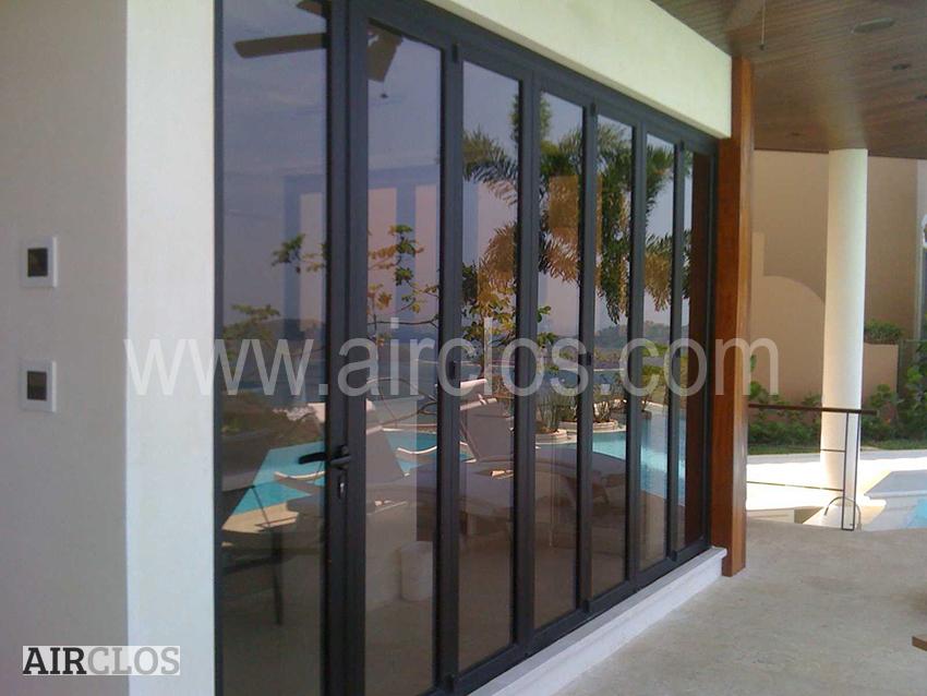 High Quality Folding Patio Doors Airclos S35 Perimetric Buy Doors
