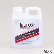 NURUX PLATINA MASSAGEM GEL 1000 ml