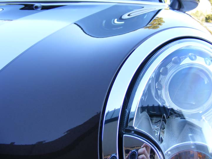 Automotive Paint protection -Paint Sealer - Ceramic