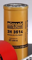 Hydraulic Filter spin-on Micronic Filter PN 3H3514 OEM PN 9T-5916 Turkey