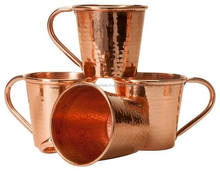 Copper Cup Absolut Solid Manufacturer Moscow Mule Mugs Wholesale Stainless Steel