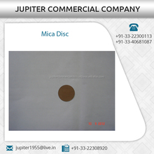Excellent Design Best Quality Round Mica Disc Available for Sale