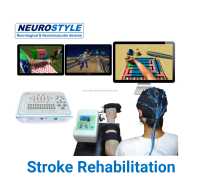 Stroke rehabilitation system --- Nbetter for hospital and lab use