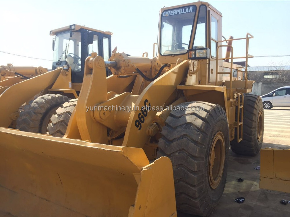 China Sell Used Wheel Loader Cat 966C Original Japan/Used Caterpillar Front Loader 936E 950 966